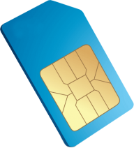 Sim Card PNG Free Download 4