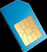Sim Card PNG Free Download 4