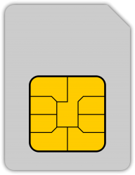 Sim Card PNG Free Download 9