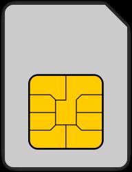 Sim Card PNG Free Download 9