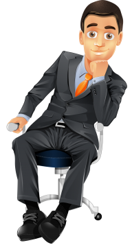 Sitting Man PNG Free Download 10