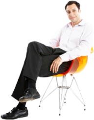 Sitting Man PNG Free Download 11