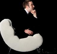 Sitting Man PNG Free Download 20