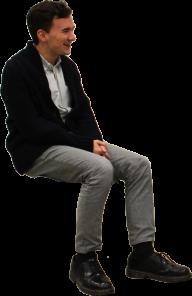 Sitting Man PNG Free Download 28
