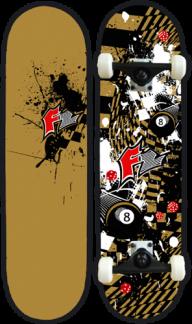 Skateboard PNG Free Download 18