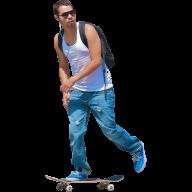 Skateboard PNG Free Download 8