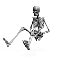 Skeleton PNG Free Download 30