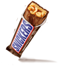 Snickers Png Top View Png