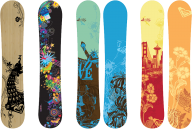 Snow Board PNG Free Download 12