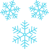 Snow Flakes PNG Free Download 12