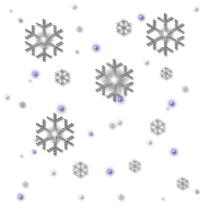 Snow Flakes PNG Free Download 13