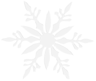 Snow Flakes PNG Free Download 15