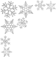 Snow Flakes PNG Free Download 3