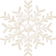 Snow Flakes PNG Free Download 4