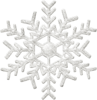 Snow Flakes PNG Free Download 5