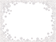 Snow Flakes PNG Free Download 6