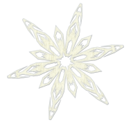Snow Flakes PNG Free Download 9