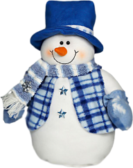 Snow Man PNG Free Download 1