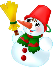 Snow Man PNG Free Download 12