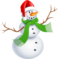 Snow Man PNG Free Download 16