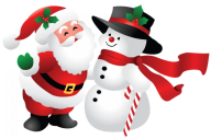 Snow Man PNG Free Download 17
