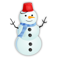 Snow Man PNG Free Download 21