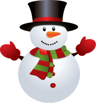 Snow Man PNG Free Download 22
