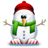 Snow Man PNG Free Download 26