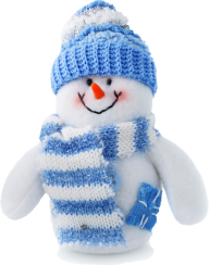 Snow Man PNG Free Download 29