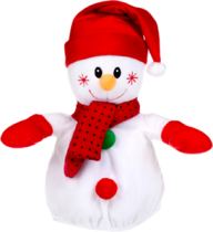 Snow Man PNG Free Download 6