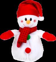 Snow Man PNG Free Download 6