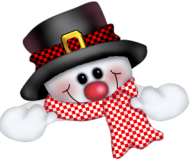 Snow Man PNG Free Download 7