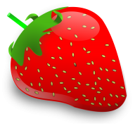 Strawberry PNG Free Download 1