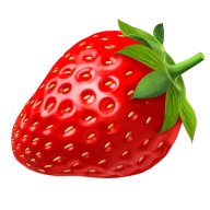 Strawberry PNG Free Download 12