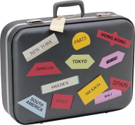 Suitcase PNG Free Download 12