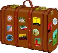 Suitcase PNG Free Download 24