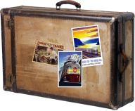 Suitcase PNG Free Download 26