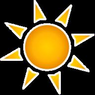 Sun PNG Free Download 17