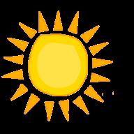 Sun PNG Free Download 18