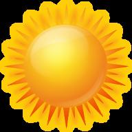 Sun PNG Free Download 20