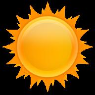 Sun PNG Free Download 40