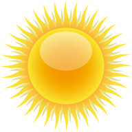 Sun PNG Free Download 41