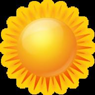 Sun PNG Free Download 9