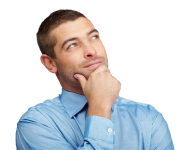 Thinking Man PNG Free Download 10