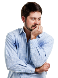 Thinking Man PNG Free Download 6