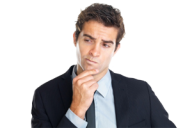 Thinking Man PNG Free Download 7