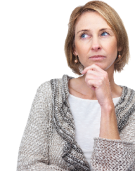 Thinking Woman PNG Free Download 21