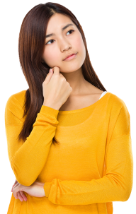Thinking Woman PNG Free Download 29