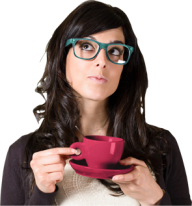 Thinking Woman PNG Free Download 30
