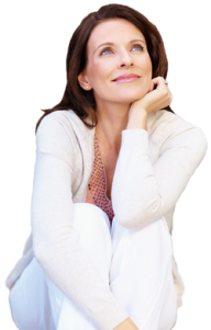 Thinking Woman PNG Free Download 7